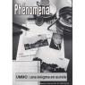 Phénoména (1991-1999) - No 8 Mar-Avr 1992