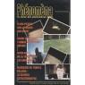 Phénoména (1991-1999) - No 24 Nov-Dec 1994