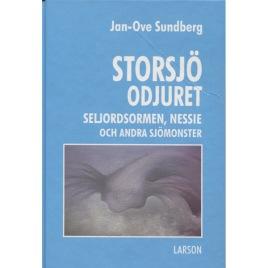 Sundberg, Jan Ove: Storsjöodjuret, Selfjordsormen, Nessie och andra sjömonster
