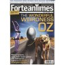 Fortean Times (2005-2006) - No 213 - Aug 2006