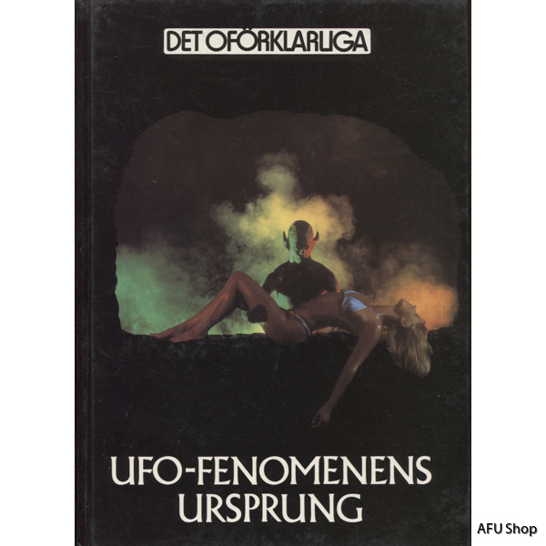 Ufo-fenomenensUrsprung