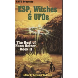 Holzer, Hans: ESP, witches and UFOs. The best of Hanz Holzer, Book II (Pb)