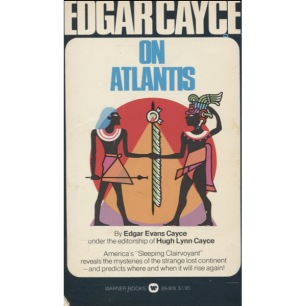 Cayce, Edgar Evans: Edgar Cayce On Atlantis (Pb)