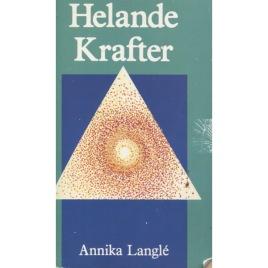 Langlé, Annika: Helande krafter