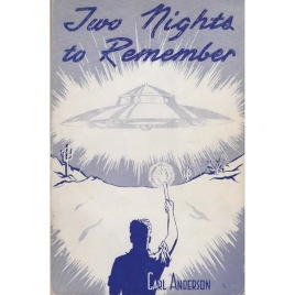 Anderson, Carl: Two nights to remember