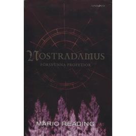 Reading, Mario: Nostradamus; försvunna profetior