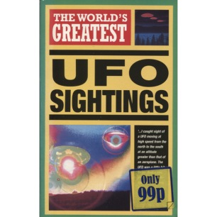 Cawthorne, Nigel: The world's greatest UFO sightings
