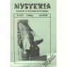 Mysteria; Fachzeitschrift für UFO-Forschung und Prä-Astonautik (1981 - 1982) - 1981. No.4