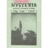 Mysteria; Fachzeitschrift für UFO-Forschung und Prä-Astonautik (1981 - 1982) - 1981. No.6