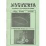 Mysteria; Fachzeitschrift für UFO-Forschung und Prä-Astonautik (1981 - 1982) - 1981. No.8