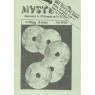 Mysteria; Fachzeitschrift für UFO-Forschung und Prä-Astonautik (1981 - 1982) - 1981. No.10