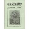 Mysteria; Fachzeitschrift für UFO-Forschung und Prä-Astonautik (1981 - 1982) - 1981. No.11