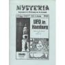 Mysteria; Fachzeitschrift für UFO-Forschung und Prä-Astonautik (1981 - 1982) - 1982. No.36