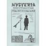 Mysteria; Fachzeitschrift für UFO-Forschung und Prä-Astonautik (1981 - 1982) - 1982. No.37