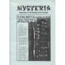 Mysteria; Fachzeitschrift für UFO-Forschung und Prä-Astonautik (1981 - 1982) - 1982. No.38
