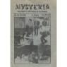 Mysteria; Fachzeitschrift für UFO-Forschung und Prä-Astonautik (1981 - 1982) - 1982. No.39