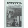 Mysteria; Fachzeitschrift für UFO-Forschung und Prä-Astonautik (1981 - 1982) - 1982. No.40
