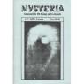 Mysteria; Fachzeitschrift für UFO-Forschung und Prä-Astonautik (1981 - 1982) - 1982. No.41