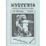Mysteria; Fachzeitschrift für UFO-Forschung und Prä-Astonautik (1981 - 1982) - 1982. No.42