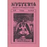 Mysteria; Fachzeitschrift für UFO-Forschung und Prä-Astonautik (1981 - 1982) - No.49