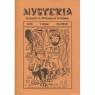 Mysteria; Fachzeitschrift für UFO-Forschung und Prä-Astonautik (1981 - 1982) - No.55