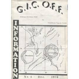 GICOFF-Information (1970-1978)