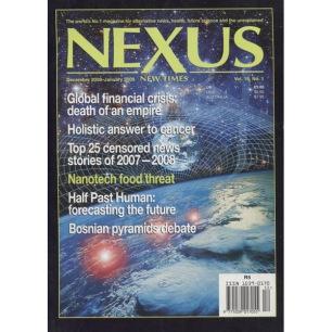 Nexus UK edition (2009-2018) - Vol 16 No 1