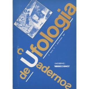 Cuadernos de Ufologia (1987-1992) - No 1 Jul-Oct 1987