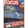 Focus (1993-1996) - February 1999 (Cover little dust)