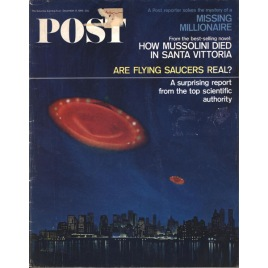 Saturday Evening Post – December 17, 1966