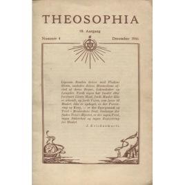 Theosophia (1946-1954)