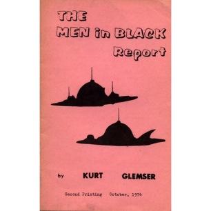 Glemser, Kurt: The men in black report - Good