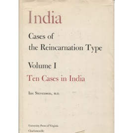 Stevenson, Ian: Cases of reincarnation type. Vol. 1: Ten cases in India