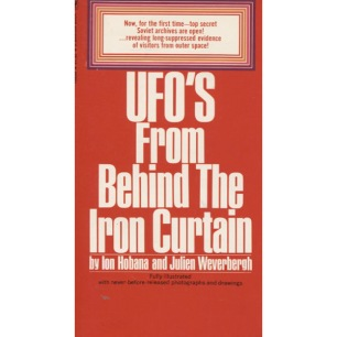 Hobana, Ion & Weverbergh, Julien: UFO's from behind the Iron Curtain (Pb)