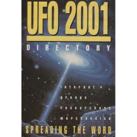 Birdsall, Graham W.: UFO 2001 directory