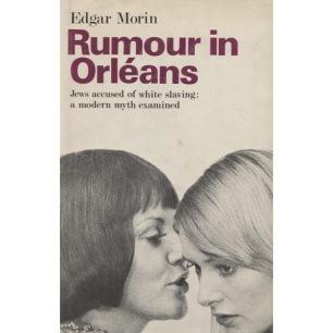 Morin, Edgar: Rumour in Orléans