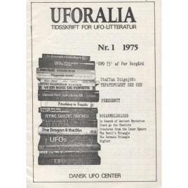 Uforalia: Tidskrift för UFO-litteratur(1975-1978)