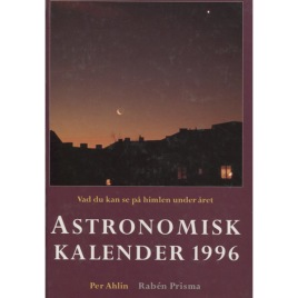 Ahlin, Per: Astronomisk kalender 1996 -2002, 2015