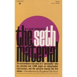 Roberts, Jane: The Seth materials