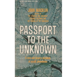 Macklin, John: Passport to the unknown (Pb)