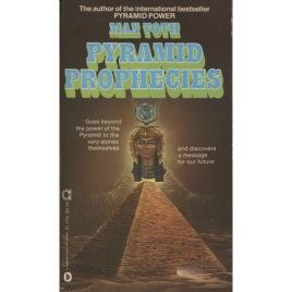 Toth, Max: Pyramid prophecies (Pb)