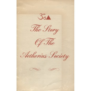 King, George: The story of the Aetherius society