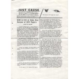 Just Cause (1979-1993) - 1979 Sept