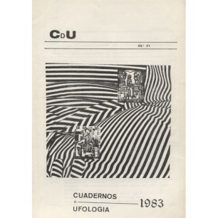 Cuadernos de Ufologia (1983-1987) - 1984 No 4