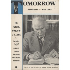 Tomorrow, Spring 1961 (Parapsychology Foundation)
