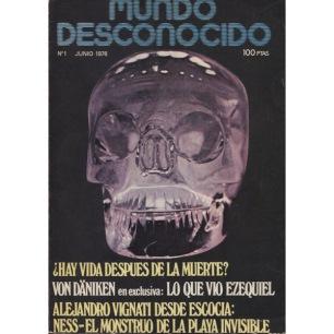 Mundo Desconocido (1976-1978) - 1976 No 1