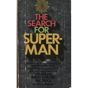 Wilhelm, John L.: The search for superman (Pb)