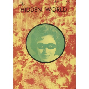Hidden World (Ray Palmer, 1961-1964) - 1962 No A-5, good