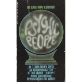 Smith, Eleanor Touhey: Psychic people (Pb)