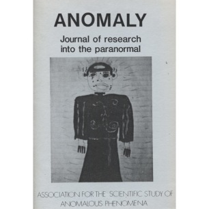 Anomaly (1985-1987) - Issue nr 2, January 1986